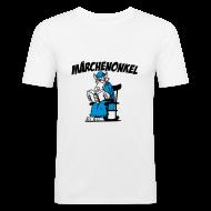 T-Shirts ~ Männer Slim Fit T-Shirt ~ Märchenonkel