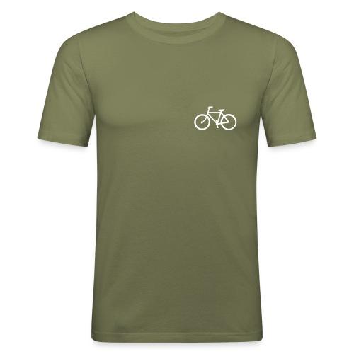 Ich bin der Verkehr II - Männer Slim Fit T-Shirt