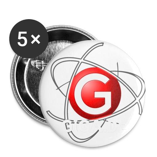 Giga ESports Button - Buttons klein 25 mm