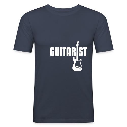 Guitarist - Herre Slim Fit T-Shirt