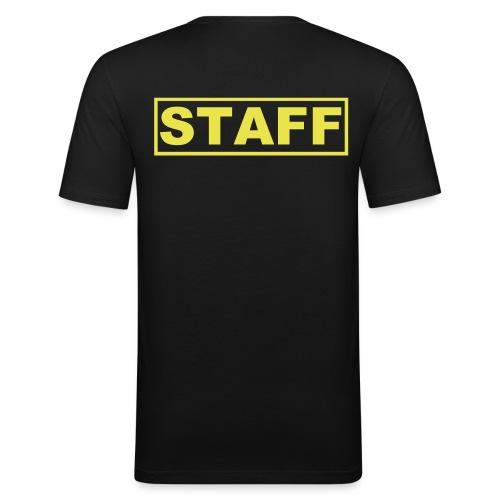 Staff - Camiseta ajustada hombre