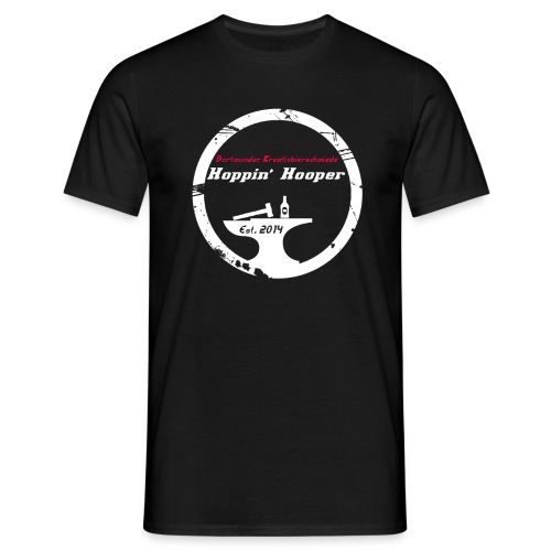 Hoppin' Hooper I - Männer T-Shirt