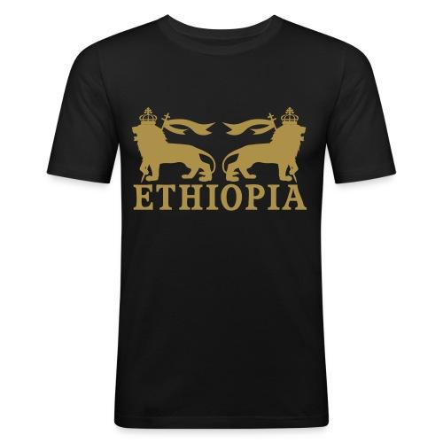 ETHIOPIA GOLD - T-shirt près du corps Homme