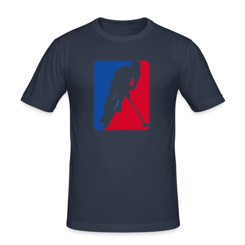 Bike Polo slim Tshirt - T-shirt près du corps Homme