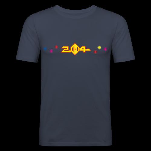 Robo-Collection: 2084 - Men's Slim Fit T-Shirt