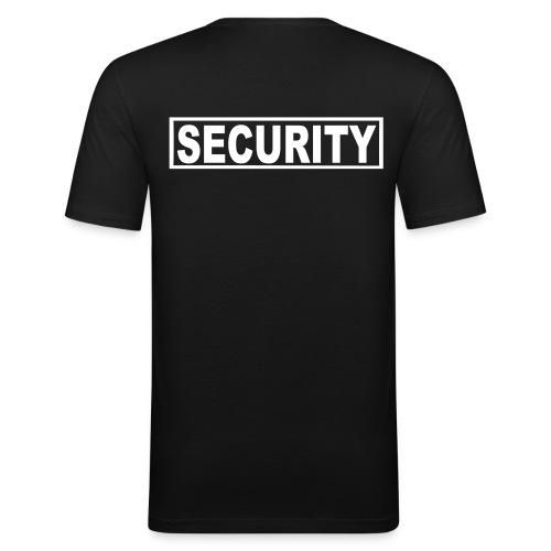 Security - Männer Slim Fit T-Shirt