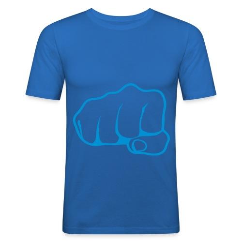 S.S - T-shirt près du corps Homme