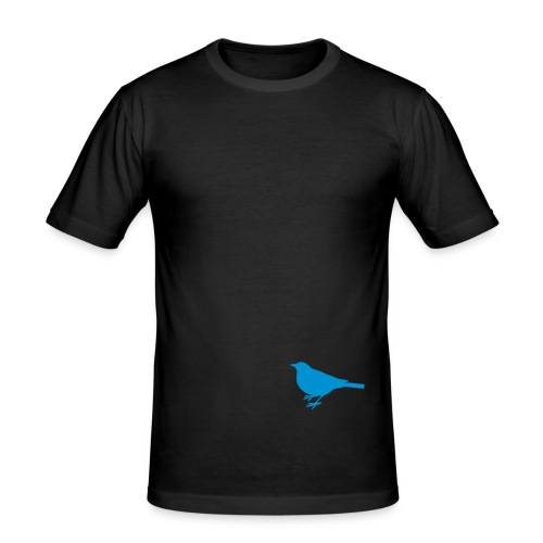 Sparrow - Men's Slim Fit T-Shirt