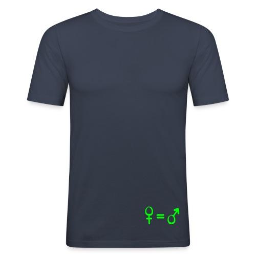 SAVANA - T-shirt près du corps Homme