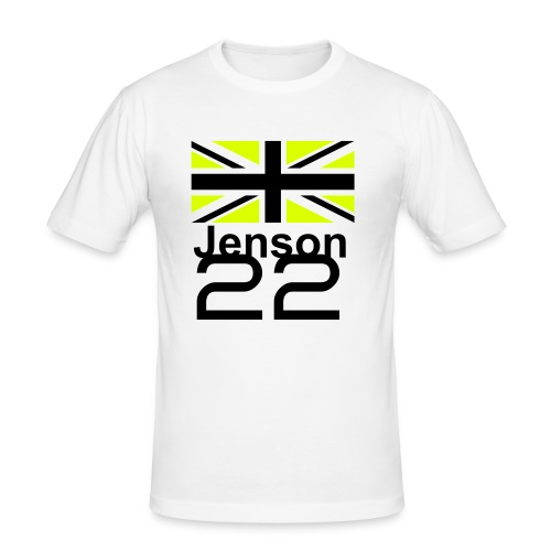 Jenson 22 - Men's Slim Fit T-Shirt