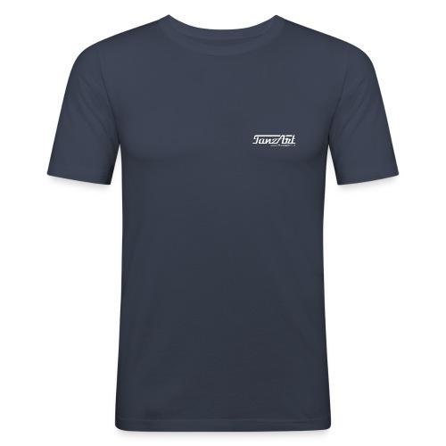 Herren Slim-Fit Tanzart - Männer Slim Fit T-Shirt