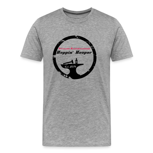 Hoppin' Hooper II - Männer Premium T-Shirt