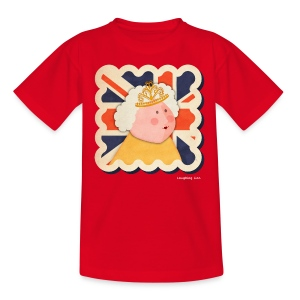 The Queen Kids T - Kids' T-Shirt