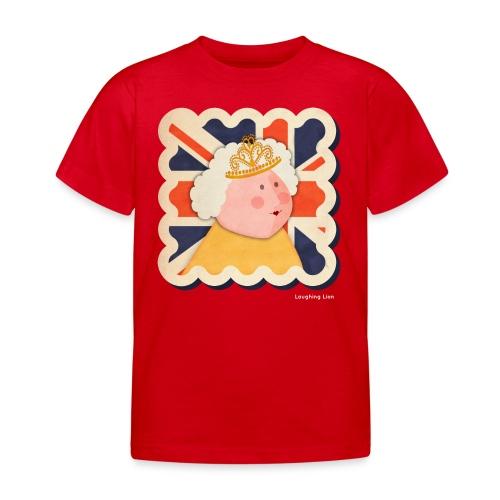 The Queen Kids T - Kids' T-Shirt