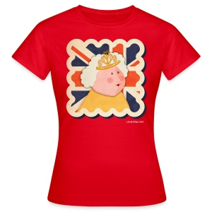 The Queen Women's T - Women's T-Shirt