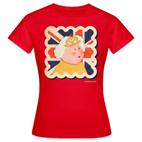The Queen Women's T - Women's T-Shirt
