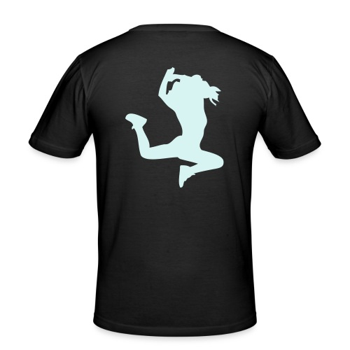 Dance for me - Slim Fit T-shirt herr