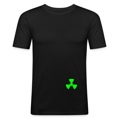 Nuclear - T-shirt près du corps Homme