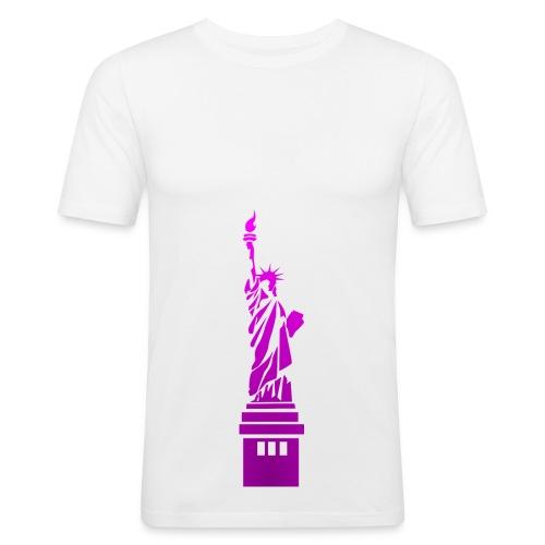 T-shirt liberty - T-shirt près du corps Homme