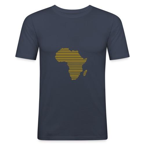 TEE-SHRIT HOMME AFRIQUE - T-shirt près du corps Homme