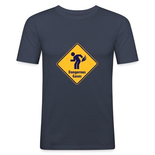 T-Shirt Dangerous Gases - T-shirt près du corps Homme