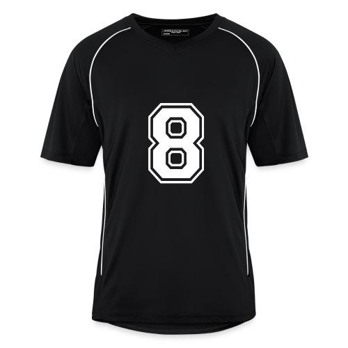 Miesten t-paita - Miesten jalkapallopelipaita
