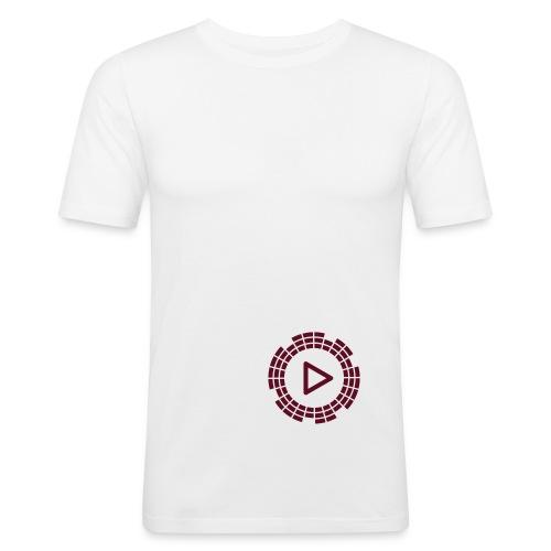 Play round - T-shirt près du corps Homme