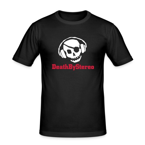 DeathByStereo - Men's Slim Fit T-Shirt