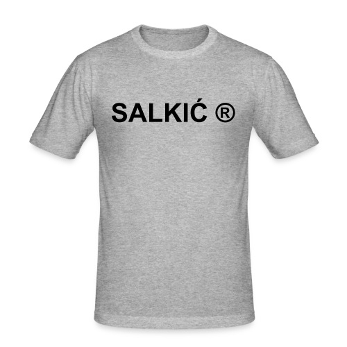 Proud to be Salkic #167 - Men's Slim Fit T-Shirt