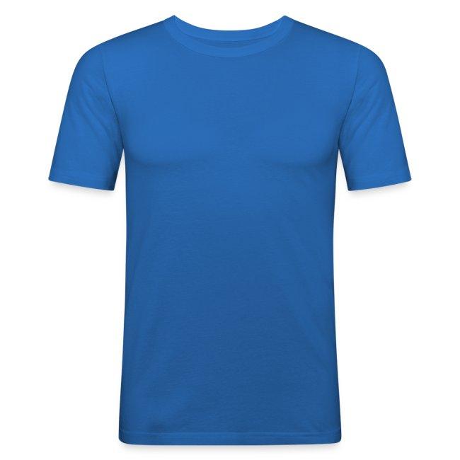Herrenshirt, helles Rückenlogo