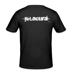 K-Lacura Logo Slimfit T-Shirt - Men's Slim Fit T-Shirt