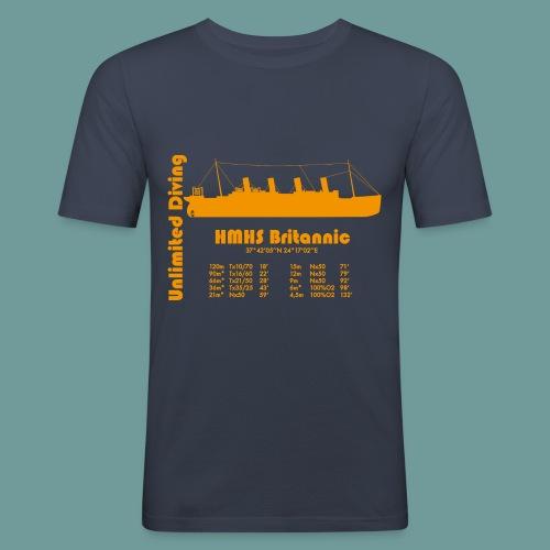 T-shirt Britannic 2 - T-shirt près du corps Homme