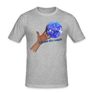 T-shirts ~ Herre Slim Fit T-Shirt ~ Herre slim fit T-shirt, let out the magic