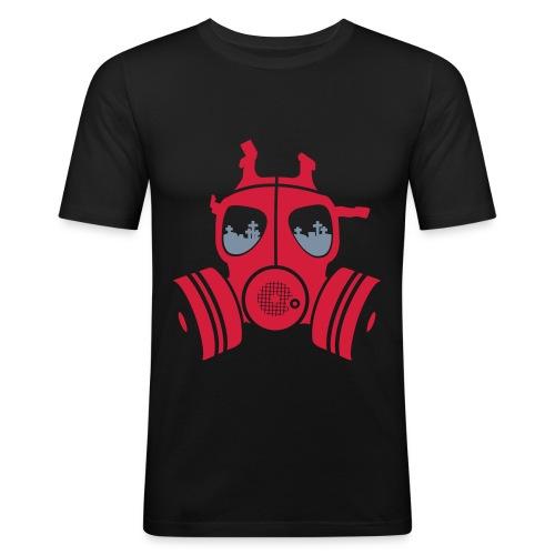 Deathmask - Männer Slim Fit T-Shirt