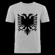 T-shirts ~ Herre Slim Fit T-Shirt ~ Royal tee