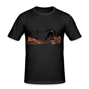 Wind Very Fluid - Men's Slim Fit T-Shirt