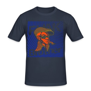FUNK BROTHER Pt.2 (TWIRL 3c) - Männer Slim Fit T-Shirt