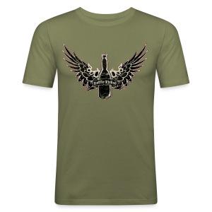 Bottle Tjebok SLIMFIT - slim fit T-shirt