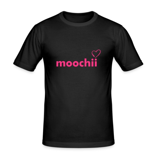 moochii lover - Men's Slim Fit T-Shirt