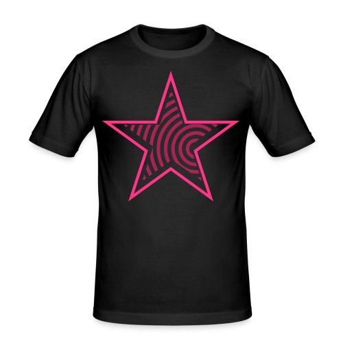 Star - Men's Slim Fit T-Shirt