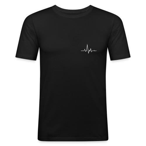 Sound Tech - Männer Slim Fit T-Shirt