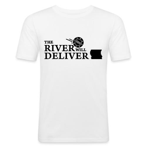 Rasta poker - Camiseta ajustada hombre