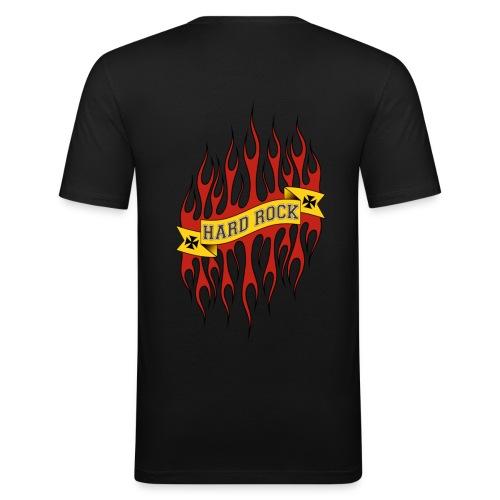 Camiseta Hard Rock 1 - Camiseta ajustada hombre