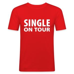 Single on tour - slim fit T-shirt