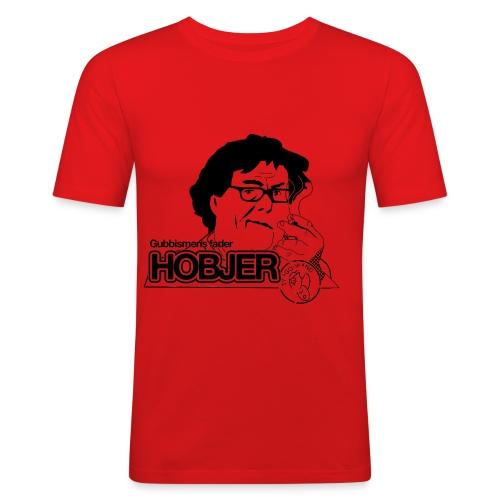 The Hobjer Shirt - Slim Fit T-shirt herr
