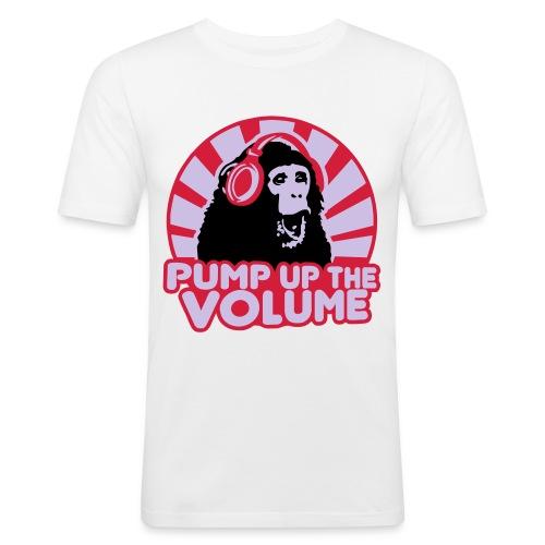 Volume male - Männer Slim Fit T-Shirt