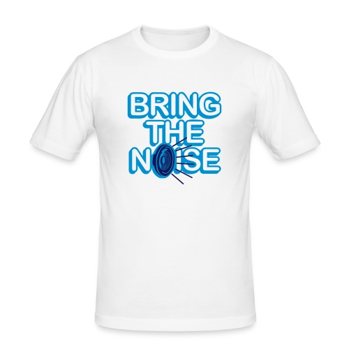 Bring the noise - Männer Slim Fit T-Shirt