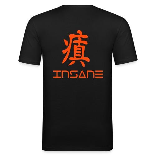 INSANE - Men's Slim Fit T-Shirt