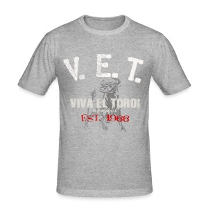 VIVA EL TORO! ATHLETIC DEPT. - Men's Slim Fit T-Shirt