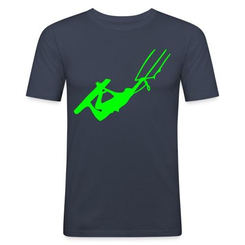 Raileyaction - Männer Slim Fit T-Shirt